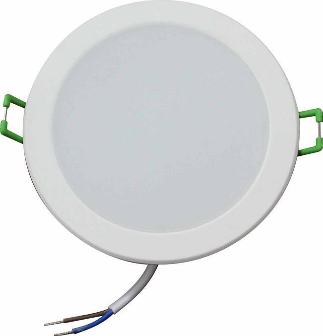 LED panel - downlight LED- Panel light LED 5W 2Inch DL Round / Petak