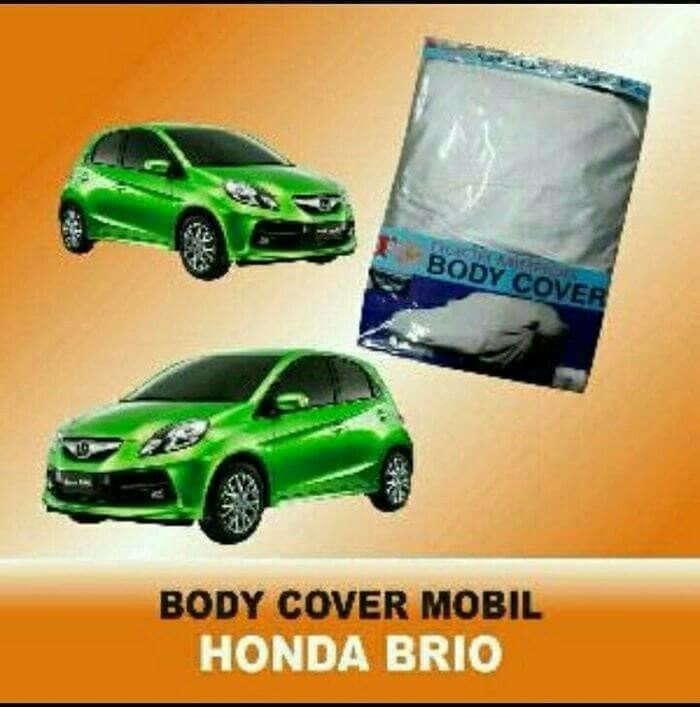 Body cover / selimut / sarung mobil Honda Brio