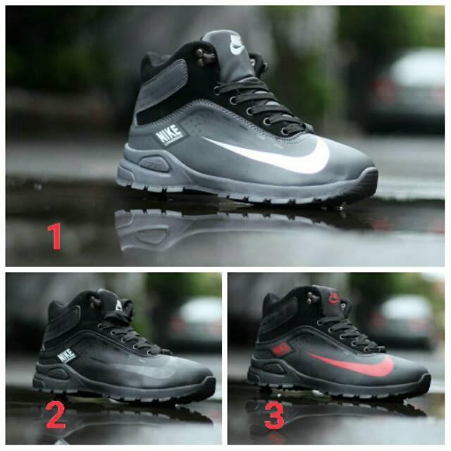 Sepatu olahraga pria nike lunarglide tracking import
