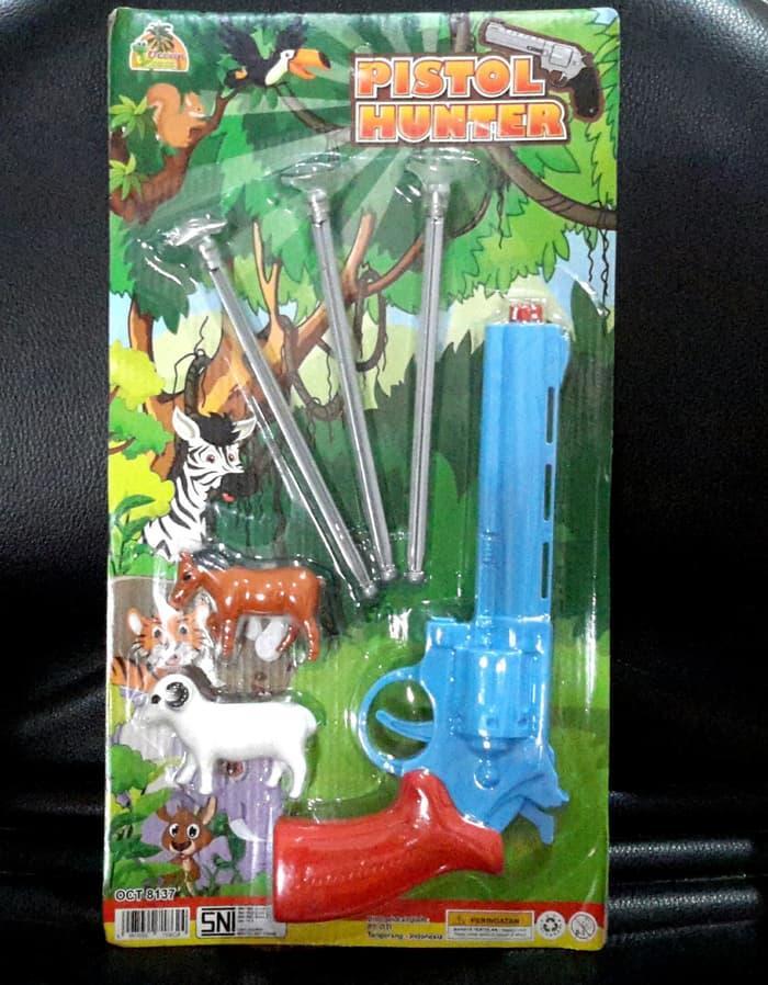 Mainan Anak Pistol Hunter - Mainan Anak Pistol Set