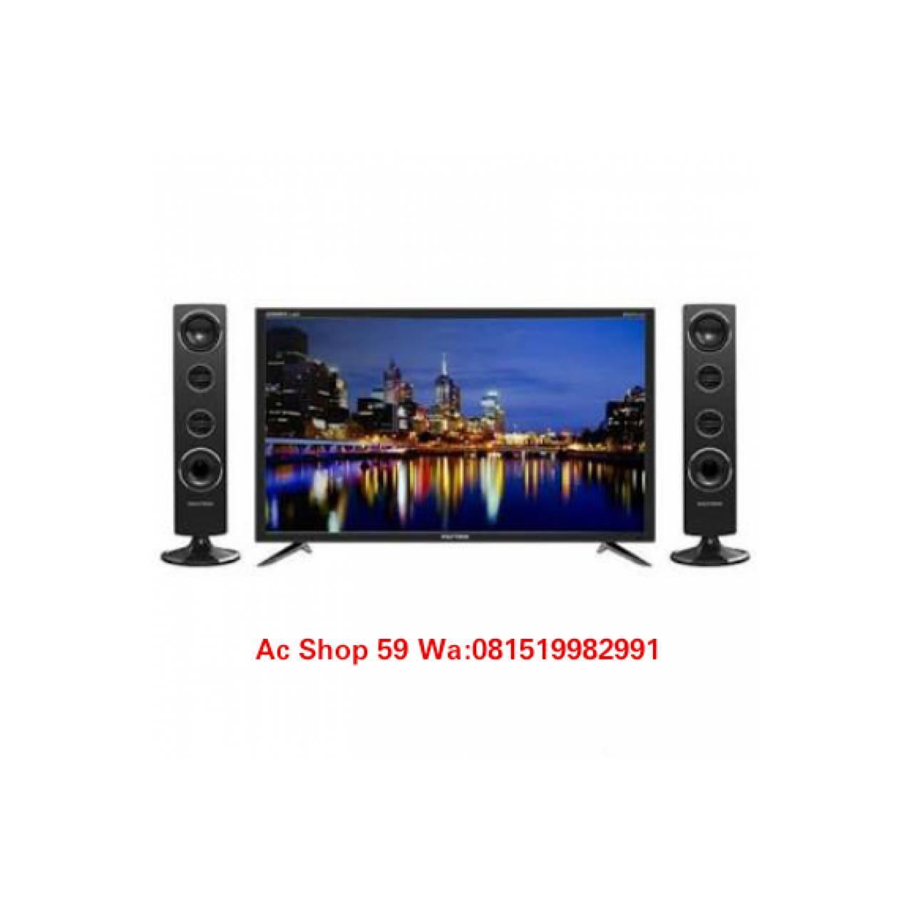 LED TV POLITRON PLD 32 T7511 SINEMAX 2 TOWER PASSIVE SPEAKER XBR NEW