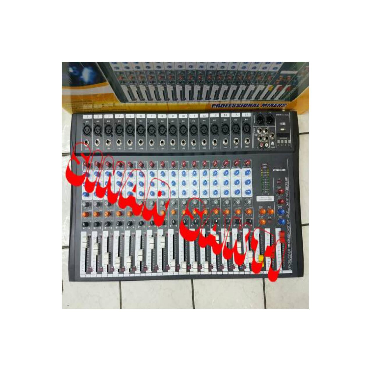 Murah Mixer CT 160s USB ( 16 Channel Full Mono )