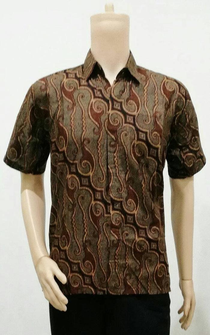 Kemeja Batik Solo. Kemeja Batik Parang Jogja ( bukan primis )