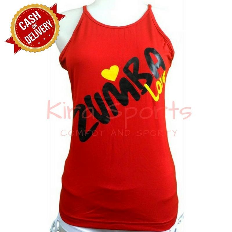 Kira Sports Tanktop Senam Wanita / Atasan Kaos Olahraga Zumba Wanita / Tank Top Baju Fitness Wanita Untuk Gym Yoga Joging Lari Cocok Untuk Indoor Outdoor BEZ513 - Bisa COD