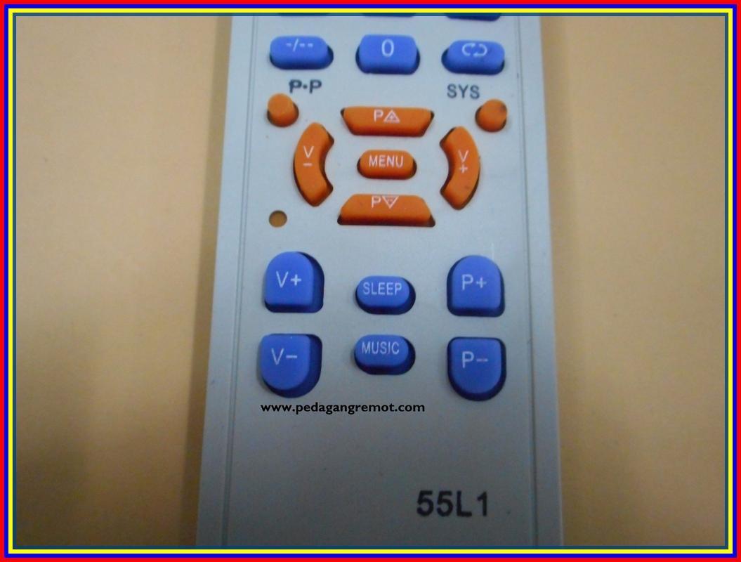 Fitur Remot Remote Tv Tabung China Cina 55l1 Dan Harga Terbaru Akari 3