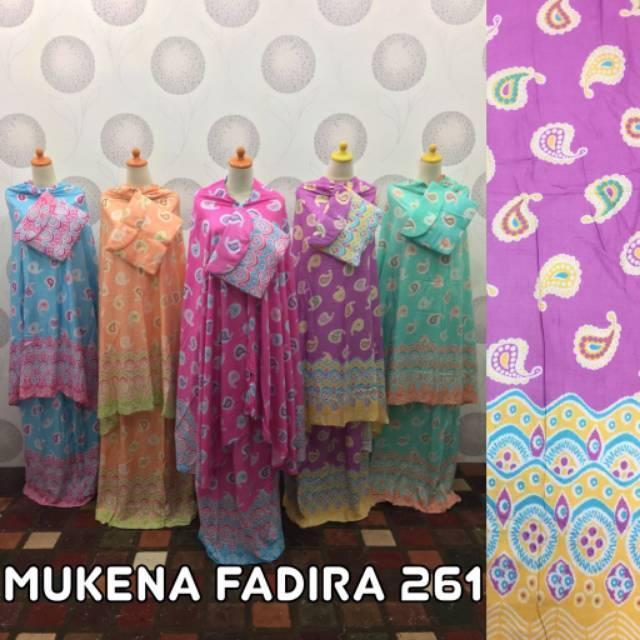 Mukena Fadira 261