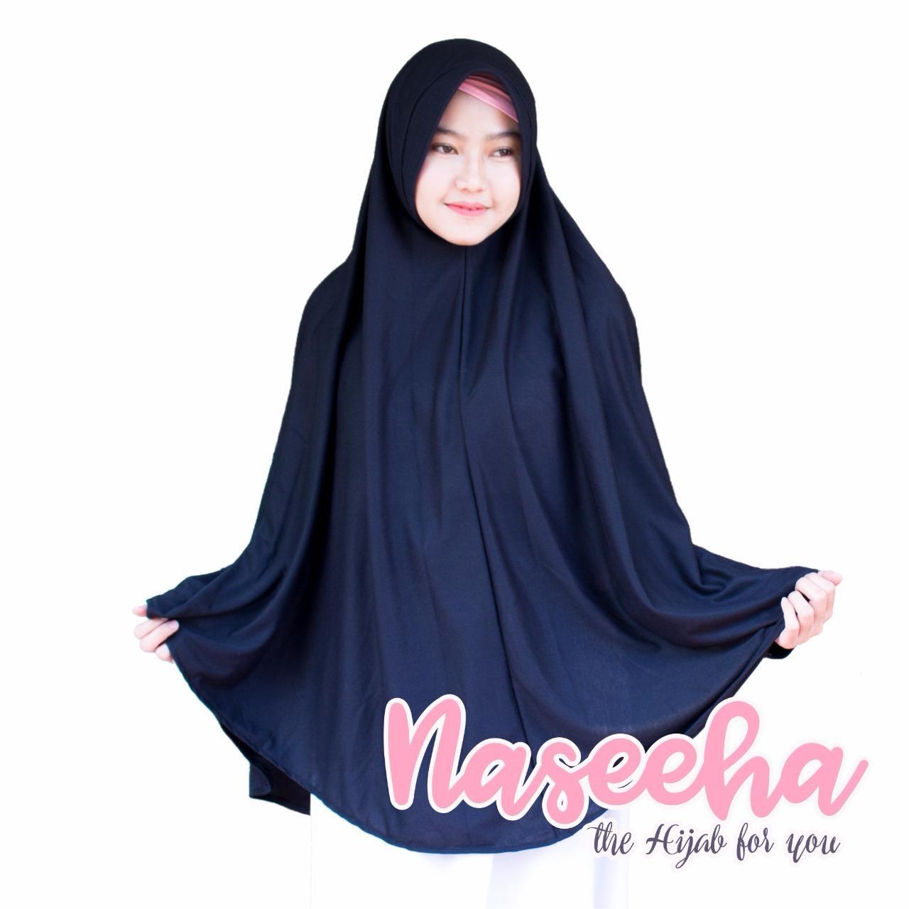 Jual Kerudung Bergo Terbaru November 2018 Pakar Belanja Hijab Jilbab Khimar Syar I Farida Syari Polos Instan Naseeha