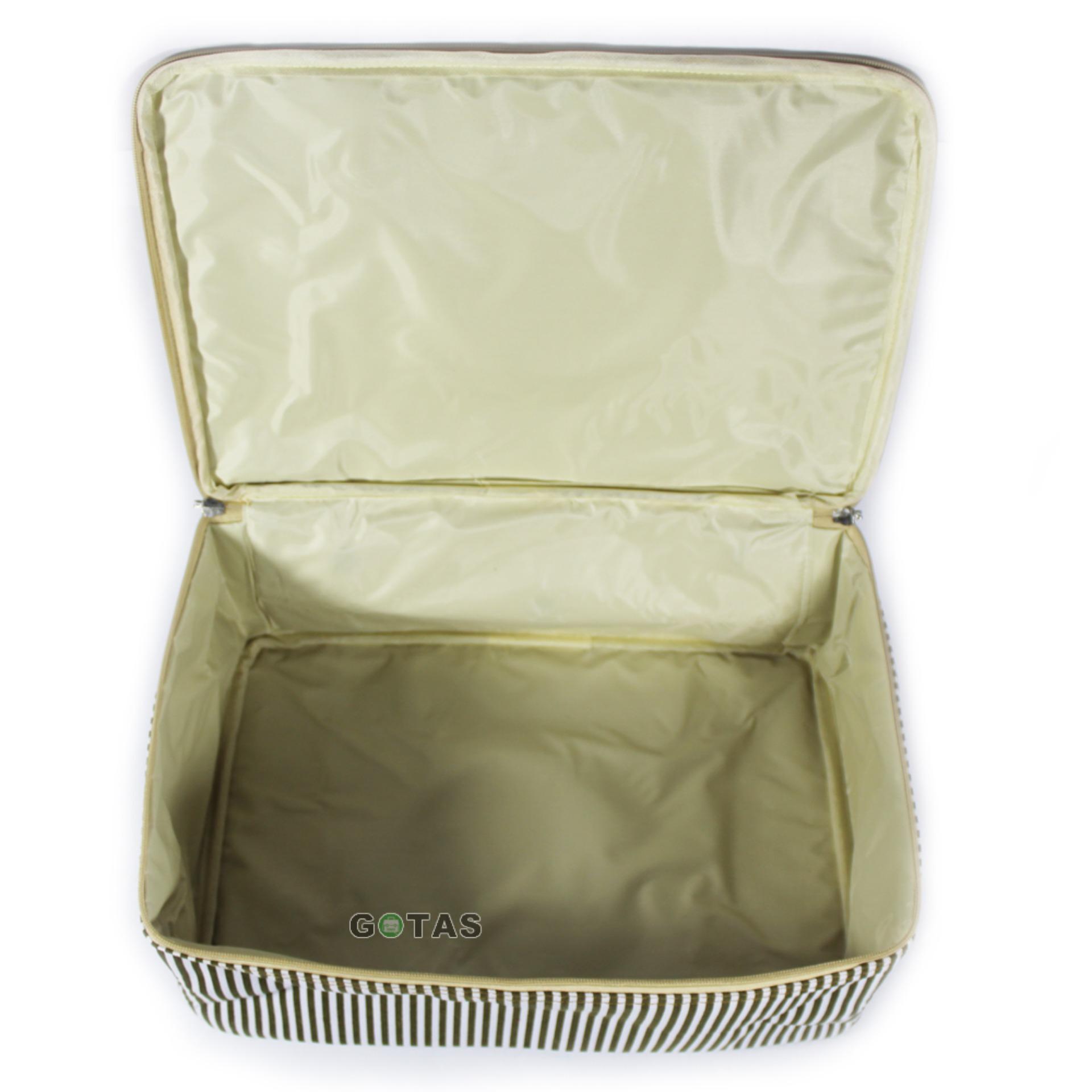 ... Travel Bag Koper Tas Kanvas LV Ukuran Besar - 3 ...