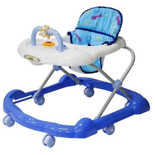 Alat Bantu Berjalan Bayi  Baby Walker Family 136 L- Baby Walker Family Murah Meriah Termurah - Biru