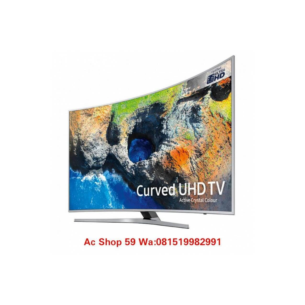 SAMSUNG 55 MU6300 UHD 4K SMART 55 INCH LED TV CURVED 55MU6300 NEW 2017