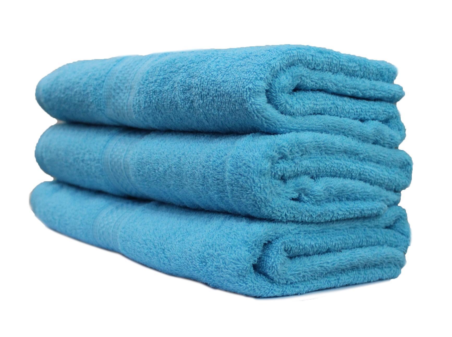 Cuci Gudang SATUAN Handuk Travel / Salon / Hotel / Bath Towels Premium 50x100