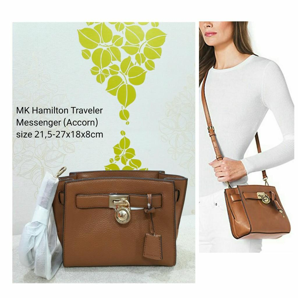 Ready Tas Michael Kors Hamilton Traveller Original