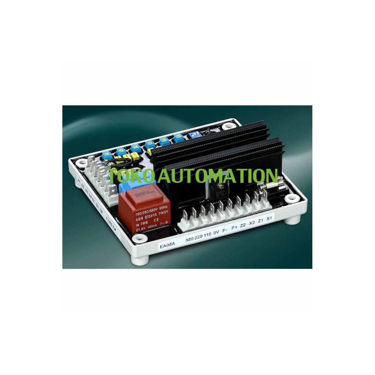 KUTAI EA08A BRUSHLESS GENERATOR REGULATOR AVR PC90