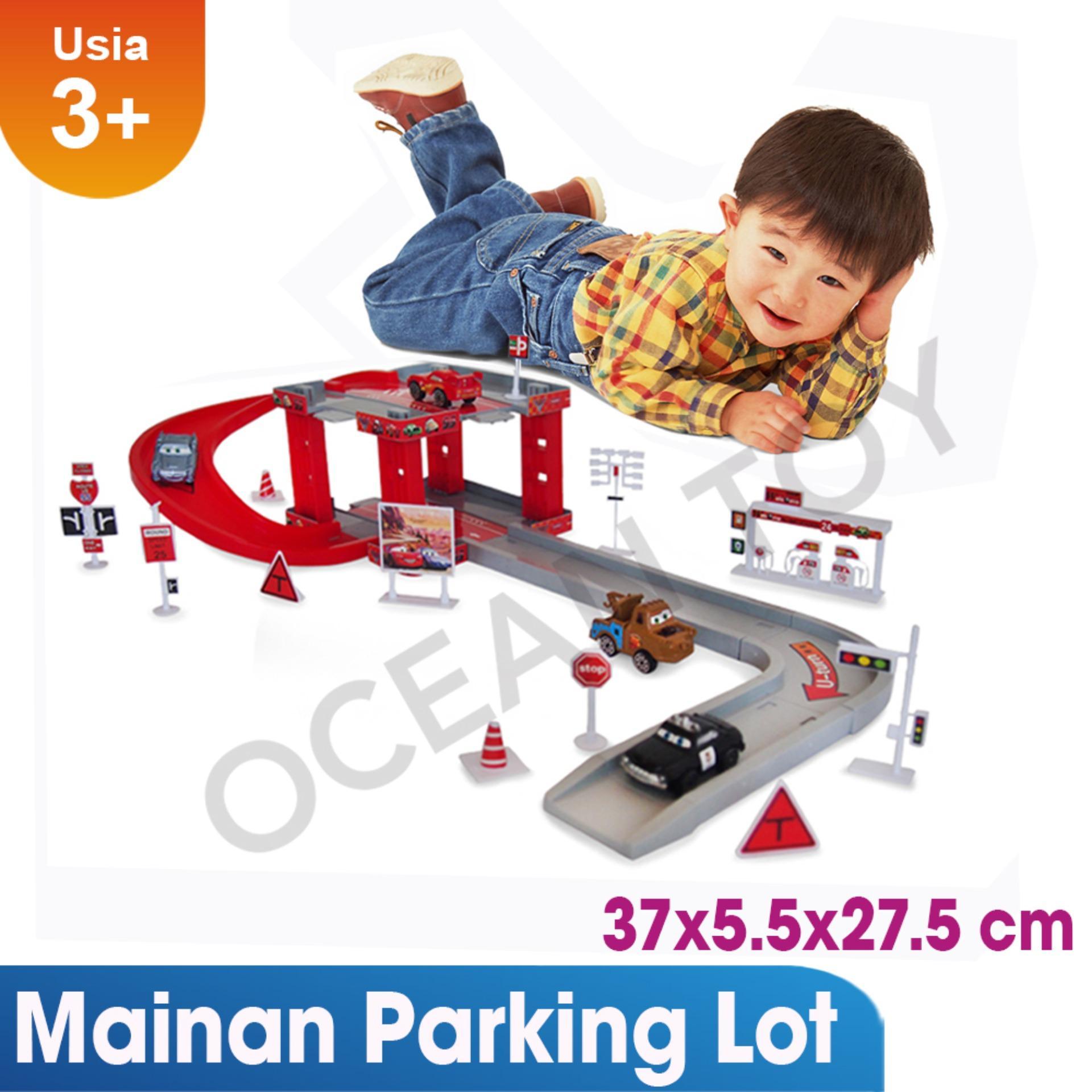 Track Parking Garage Cars 2 Lazada Birthday Promo Murah