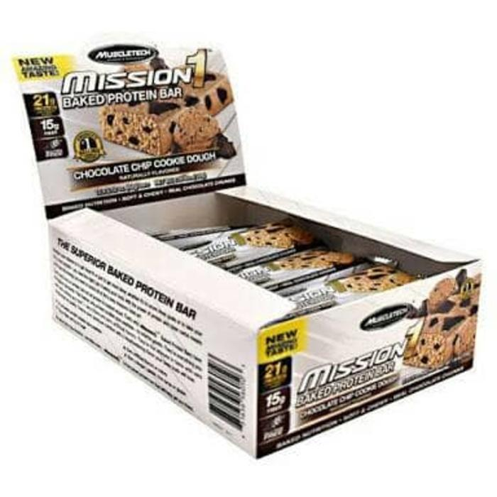 MuscleTech NitroTech Crunch 12bars Nitro Tech Protein Bar - zIkiwn