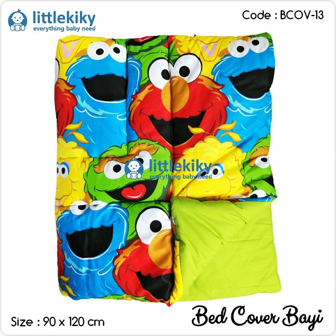 LITTLEKIKY Bedcover Bayi / Selimut Bayi / Baby Bedsheet / Bantal Bayi / Bed Cover
