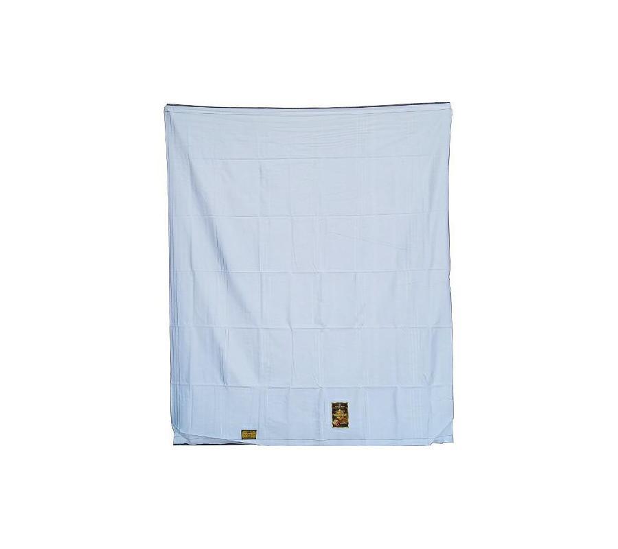 Henddia Wadimor Sarung Putih Polos
