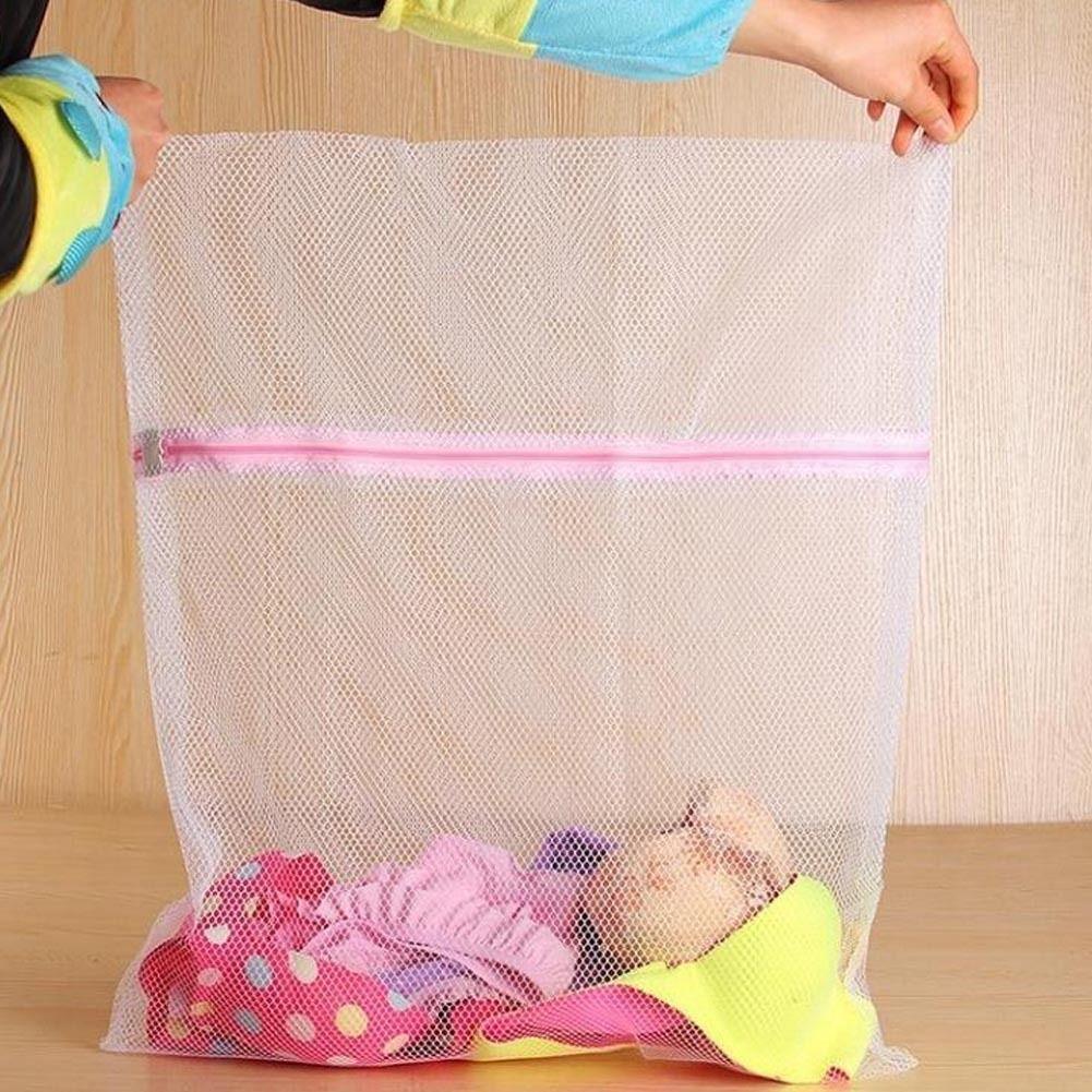 Kelebihan Laundry Bag Zipper Tas Kantong Cucian Baju Pakaian Dalam Keranjang Tempat Kotor Lipat Bags Bh Hamper