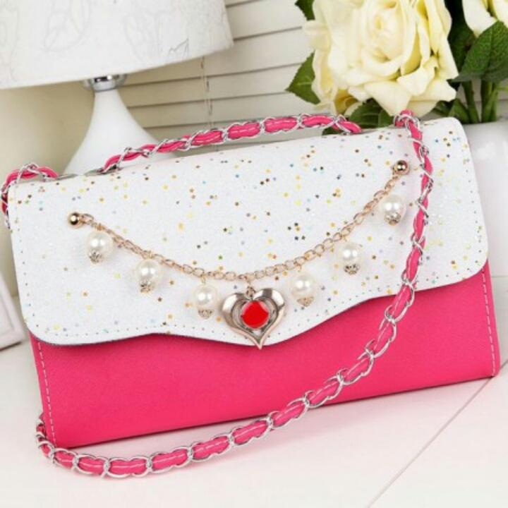 Model Tas Cantik. Close. 0. 0.0. 1ST-0811 Shoulder Bag Import Feminim Style  - Rose 8aff3784eb