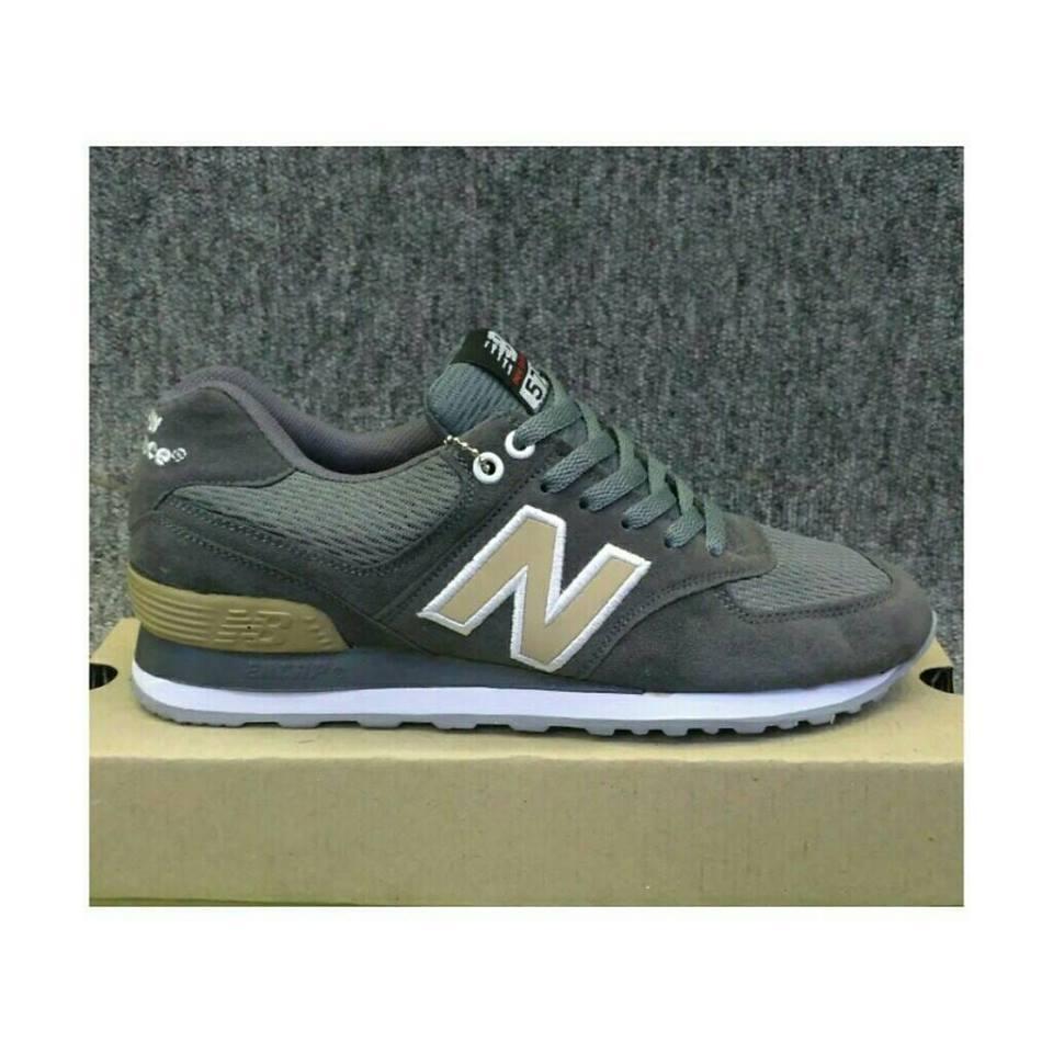 Sepatu Fashion NB - Pria Dan Wanita ( BISA BAYAR DI TEMPAT)