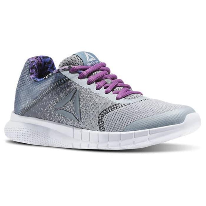 Sepatu Running Reebok Instalite Run Grey Original Asli Murah