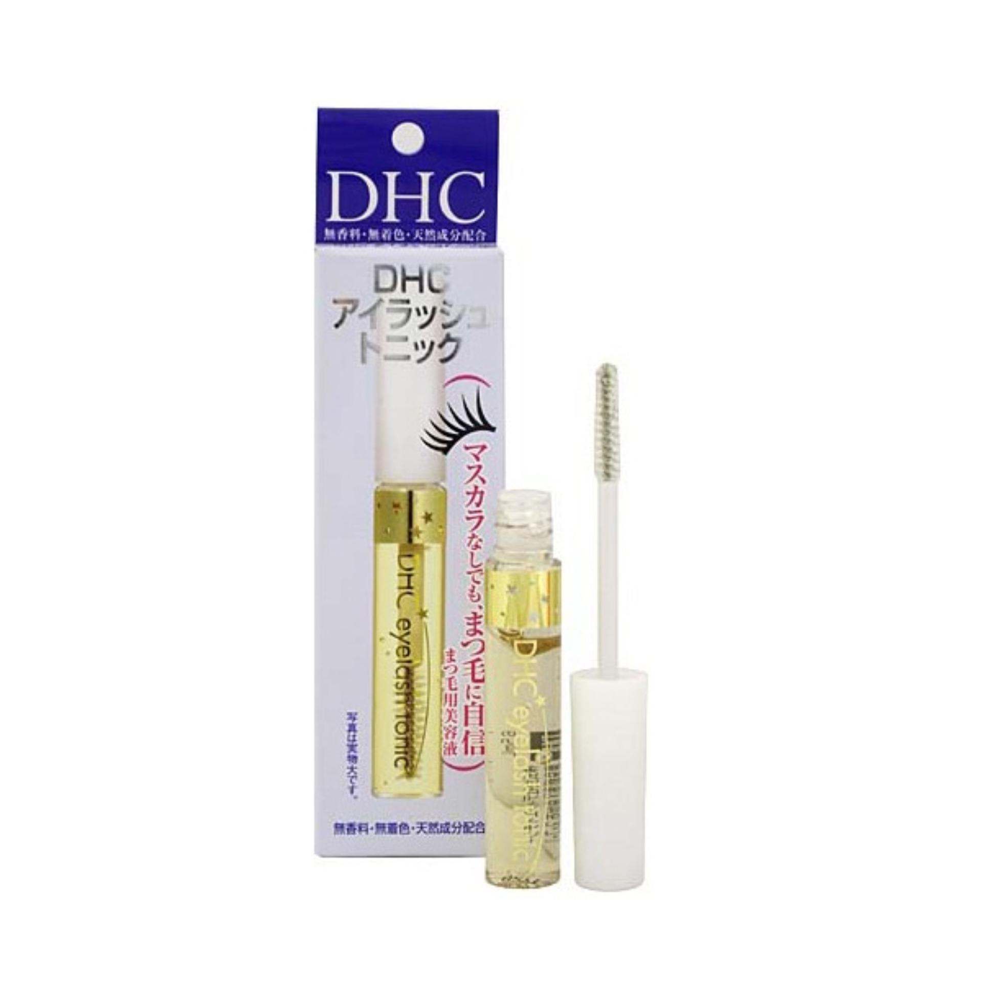 Relian DHC Eyelash Tonic Thick & Volume Beautify Eyelash - Serum Pemanjang Bulu Mata - 6,5 ml
