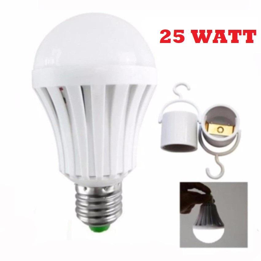 Mesh LED Autolamps Bohlam Emergency 25W / 1Pcs + Hook