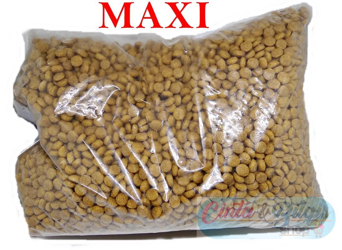 Maxi Makanan Kucing 1kg Cat Food Koinami Pet Repack Detail Gambar Maksi Terbaru