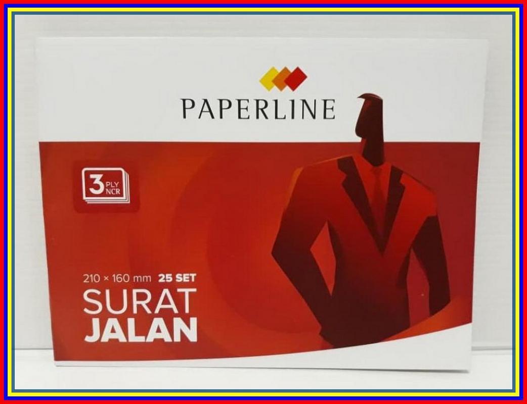 Buy Sell Cheapest Buku Quarto Paperline Best Quality Product Deals Nota K2 2ply Surat Jalan Rangkap 3 Ncr
