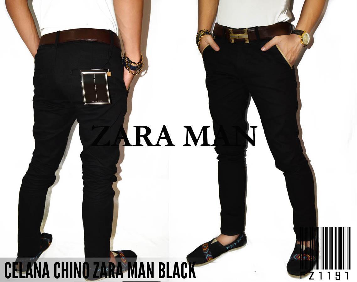CRS-Celana chino panjang Celana pria panjang Celana casual