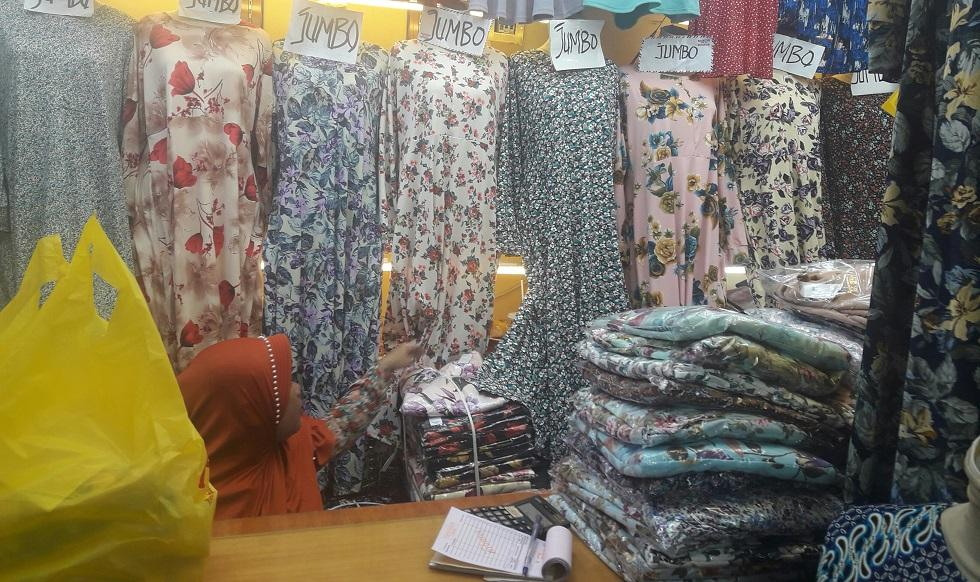 Dress Gamis Maxi Baju Fashion Muslimah Big Jumbo Paling Laris Konveksi Pabrik Produksi Sendiri