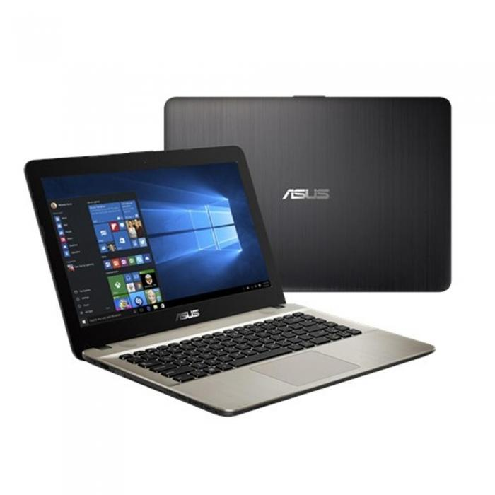 LAPTOP ASUS X441NA CELERON N3350 / 4GB / 500GB / 14 / VGA INTEL HD GRAPHICS / WINDOWS 10