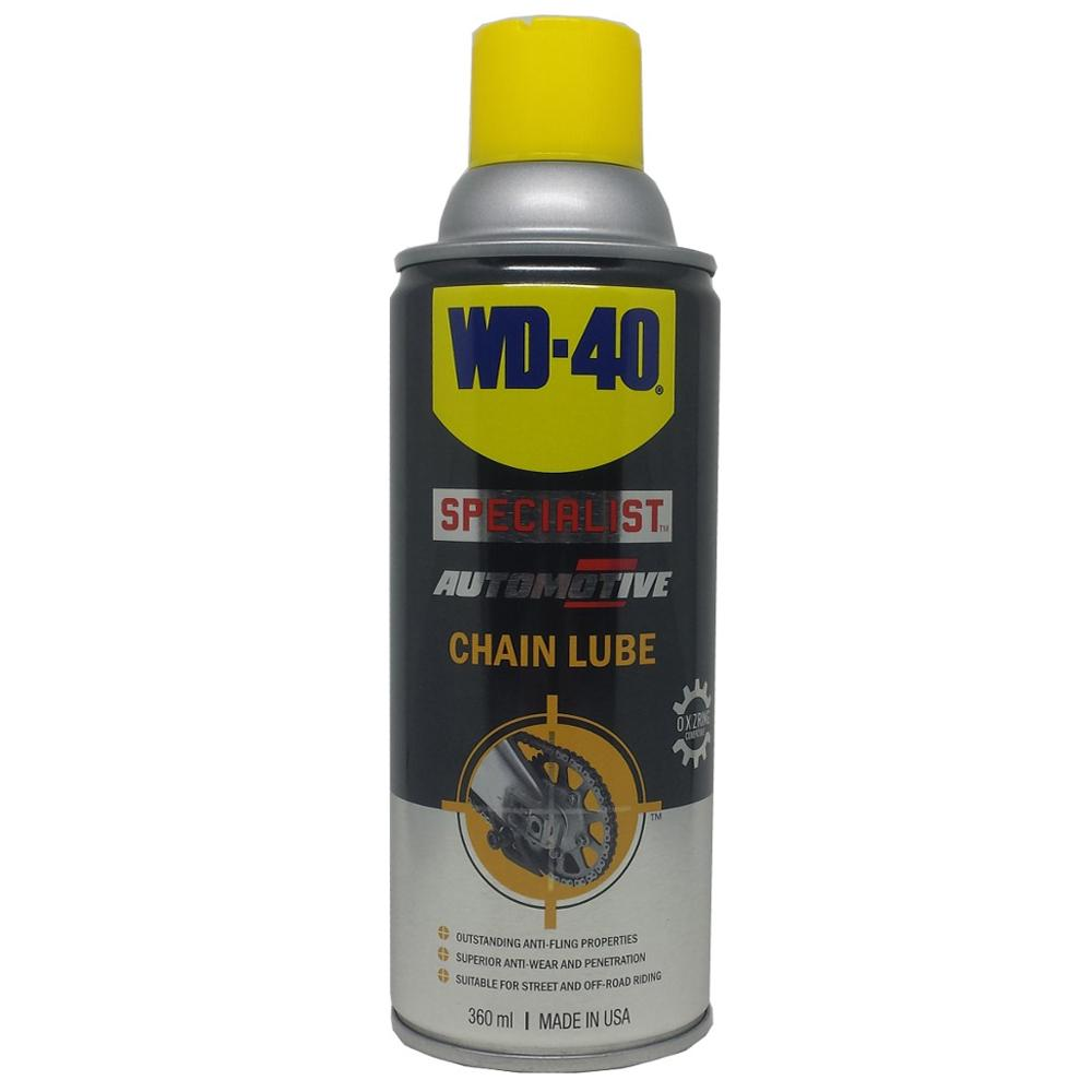 Termurah WD-40 Specialist Chain Lube / Pelumas Rantai (Automotive) - 360 ml Harga Grosir