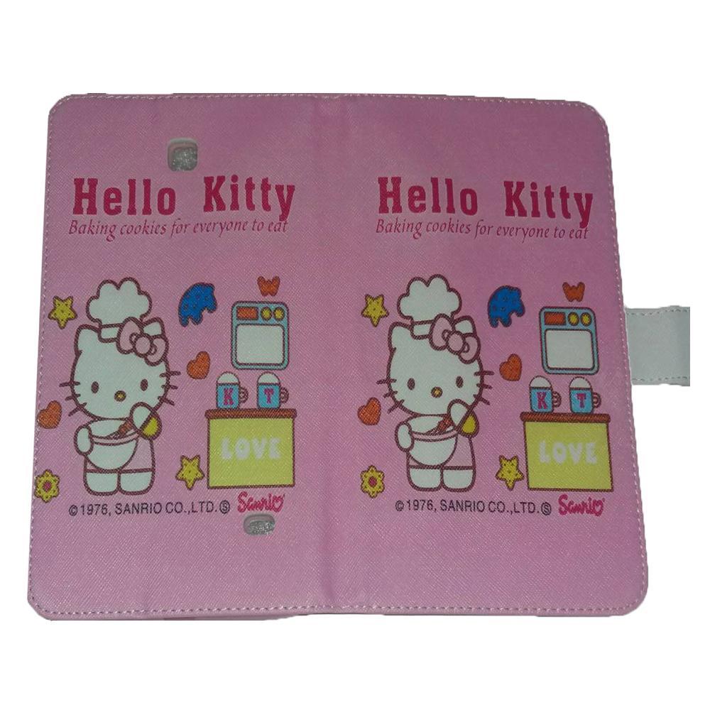 MR Nokia Lumia X2 Flipshell / Flip Cover / Leather Case / Sarung Case / Sarung Handphone / Sarung HP Nokia X2 - Kucing Pink (4)