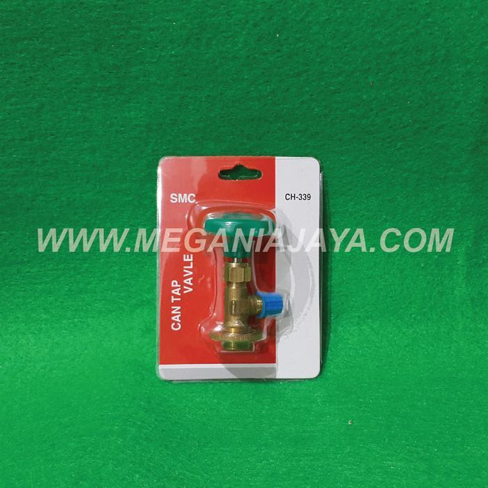 KRAN FREON R134a / CAN TAP VALVE CH-339