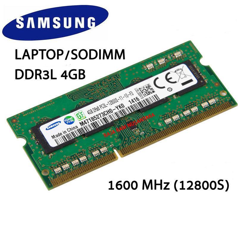 MEMORY RAM SAMSUNG DDR3L 4GB (BARU)