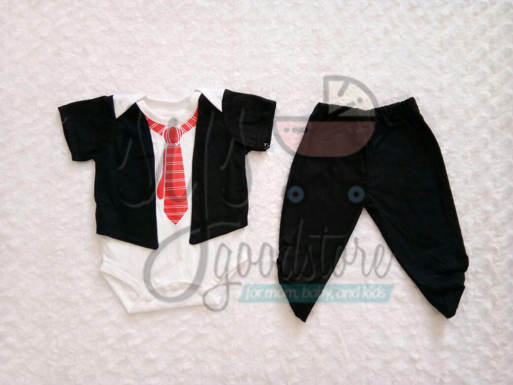 Legging Anak Bayi Cotton Rich 4pc Corak Cowok Daftar Harga Terbaru Sysgoodstore Set Jumper Jas Dasi Good Quality Setelan Baju Laki