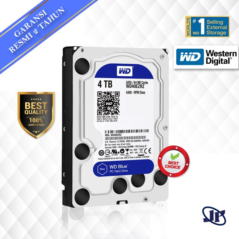 Western Digital WDC Blue 4TB PC SATA3 64MB 5400 RPM 3.5