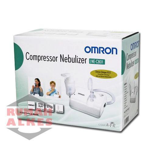 TERMURAH Jual Nebulizer Omron NE-C801 Harga Grosir
