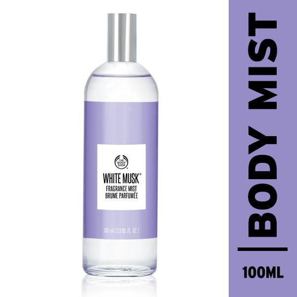 The Body Shop White Musk Mist 100ml