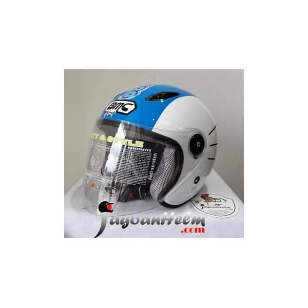 BMC Helm Milan C Doraemon D Bell - Dewasa Ready Stock
