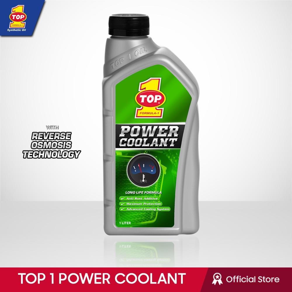 Kelebihan Top One Power Coolant Air Radiator Hijau 4 Liter Terkini 1 Green