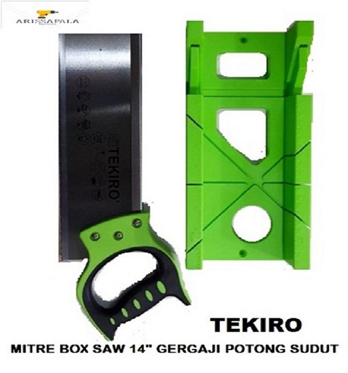 back saw set mitre box set TEKIRO