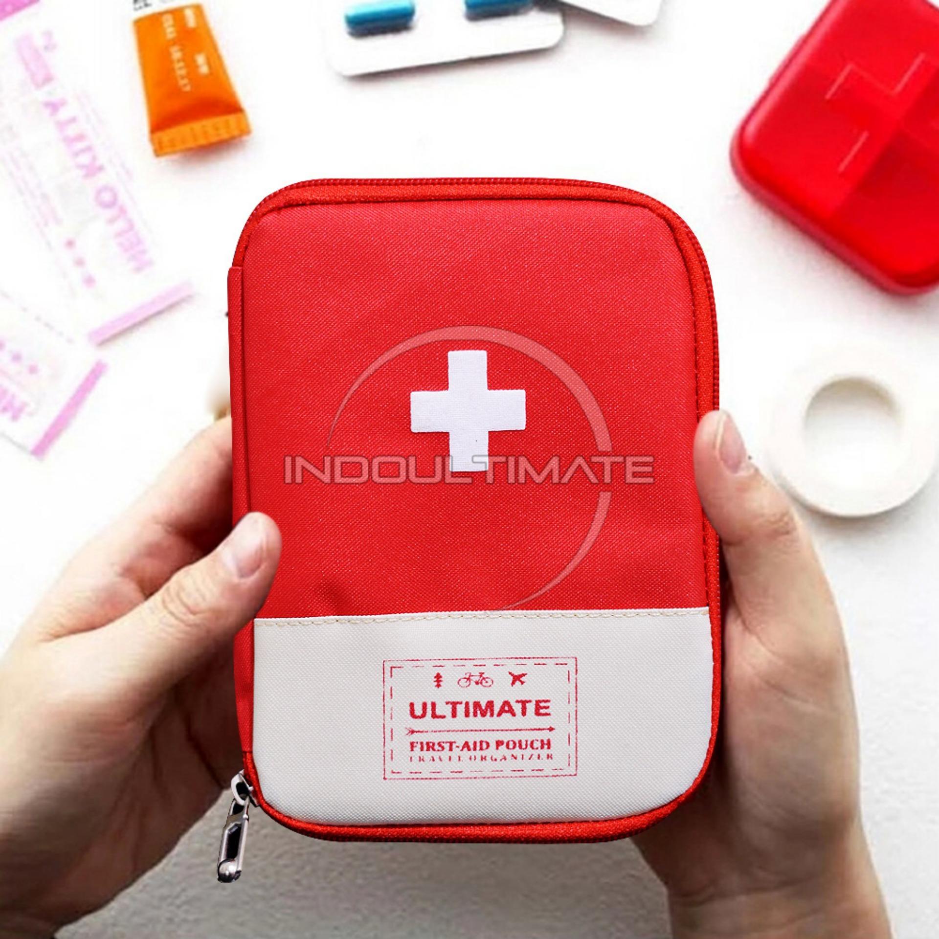 Tips Berbelanja Tas Pinggang P3k Terupdate Coach Outlets Kotak Lengkap First Aid Kit Bag Pouch Travel Obat Mobil Dan Rumah Ultimate Medicine Tempat Penyimpanan Or 80 01 Red
