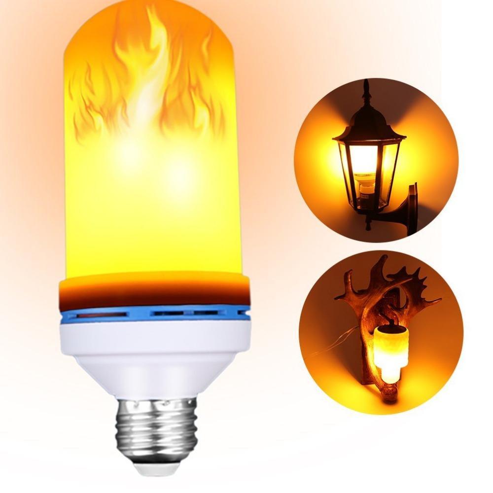 Mitsuyama Bohlam Api Lampu LED Emergency Obor Automatic 7 Watt