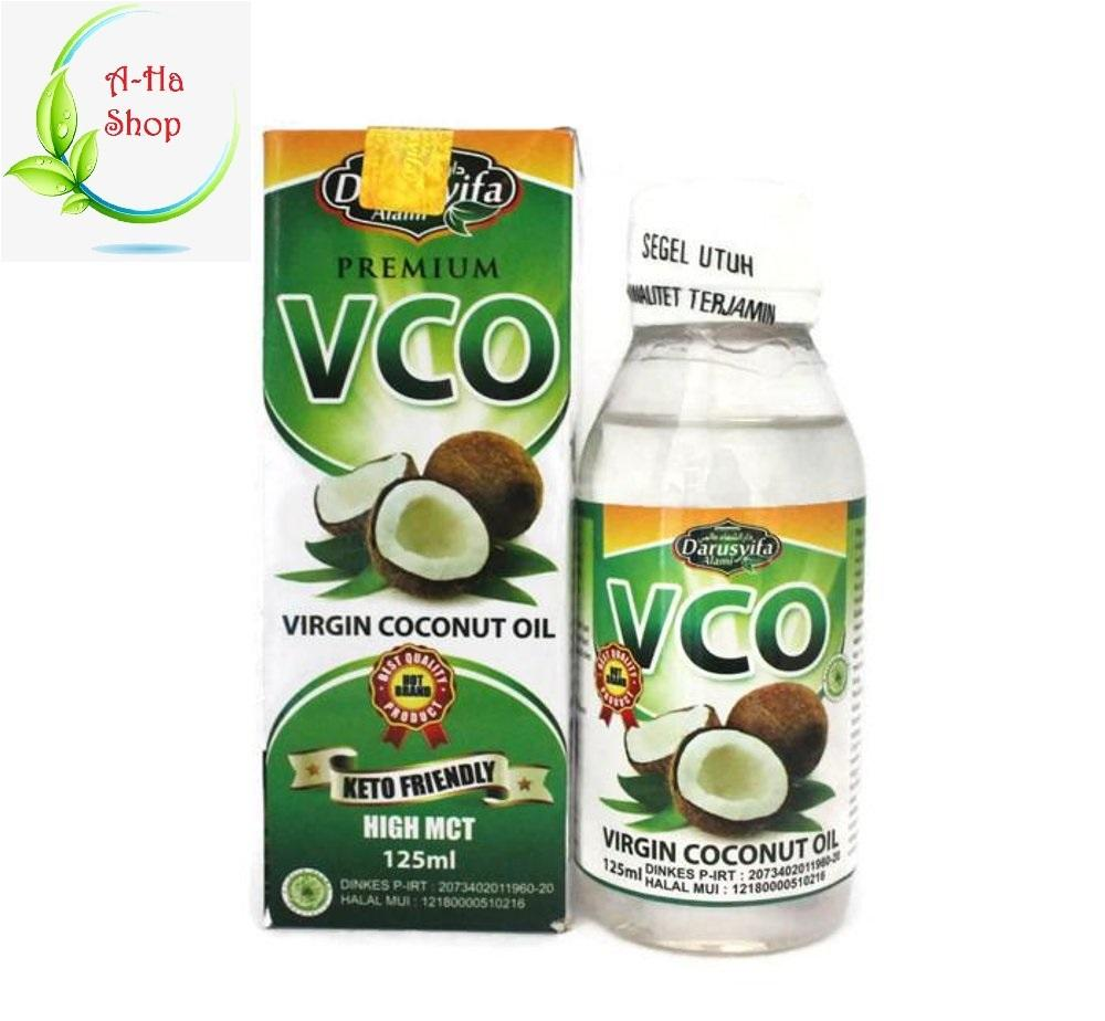 Daftar Harga Berapa Minyak Kelapa Murni November 2018 Spesial Kapsul Vco Eza Virgin Coconut Oil Darusyifa Premium 125 Ml