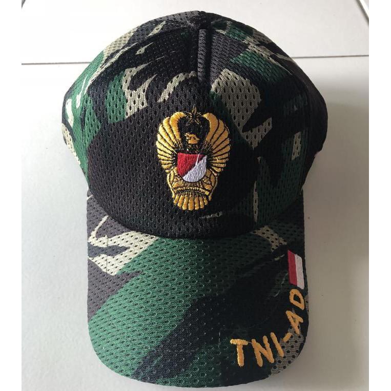 TOPI LORENG TNI AD - DHFO