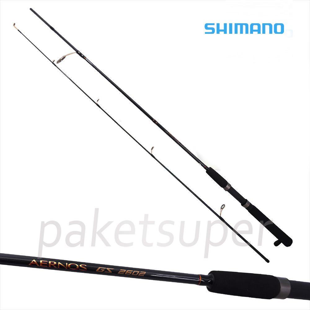 Shimano Aernos Original Joran Pancing 180cm Carbon