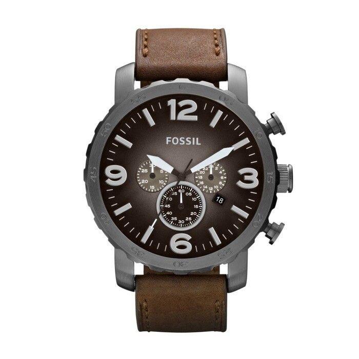Jam tangan pria merk fossil JR 1424 - Jam tangan pria mewah - Jam tangan pria best seller
