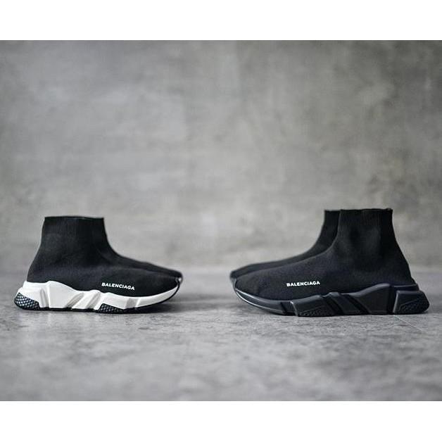 Balenciaga Triple Black Speed Trainer - 6Af7br